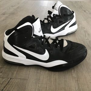 Men's Nike Air Max Hyper Guard Up basketball shoes